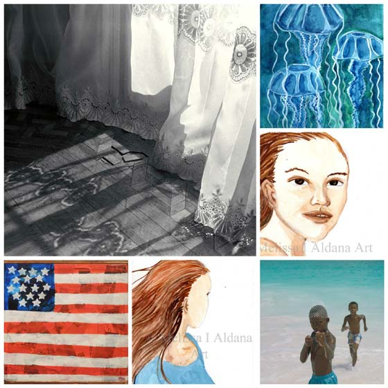 Aldana Art Paintings and Photographs