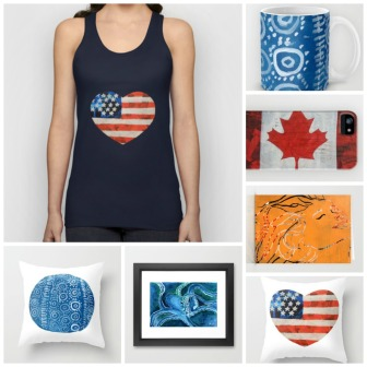 Some items in my society 6 Page
